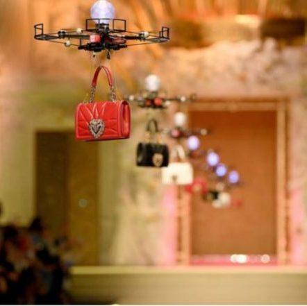 Летящие сумочкиDolce & Gabbana