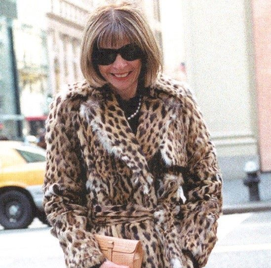 Анна Винтур – Vogue