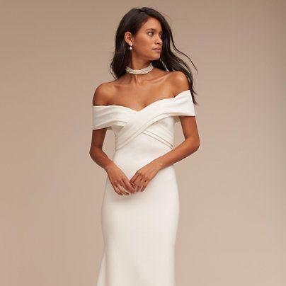 Ткань для платья с открытыми плечами