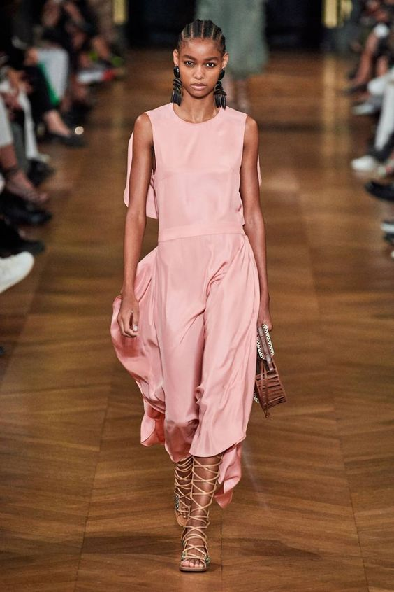 розовое вечернее, коктейльное платье платье
