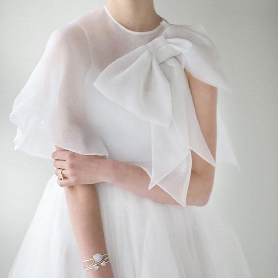 Ткань для свадебная накидки