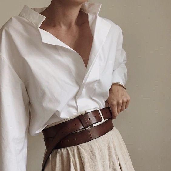 Ткань для белоснежной рубашки