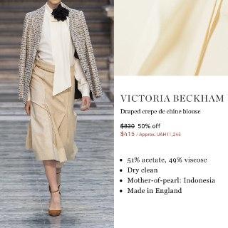Ткань вискоза в одежде мировых дизайнеров.