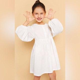 Тканини для плаття на дівчаток