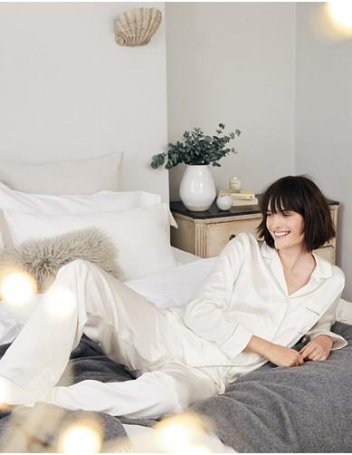 Натуральні тканини для піжам і домашнього одягу.