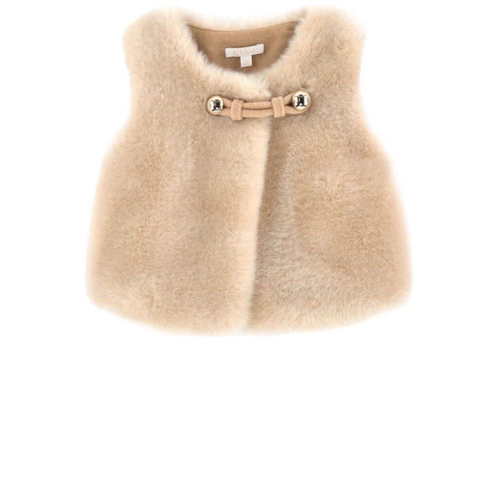 эко мех для детской одежды