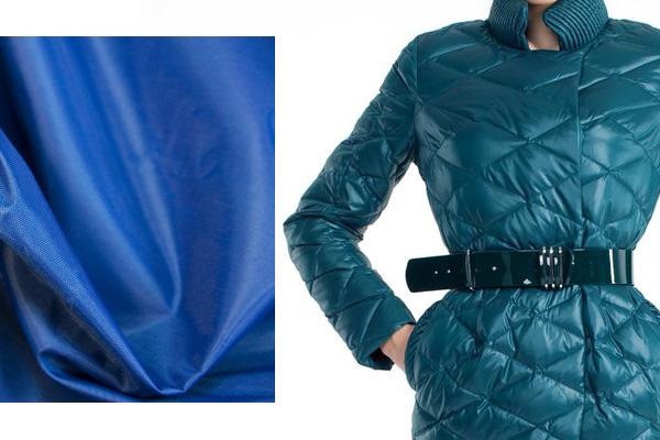водоотталкивающая ткань и куртка