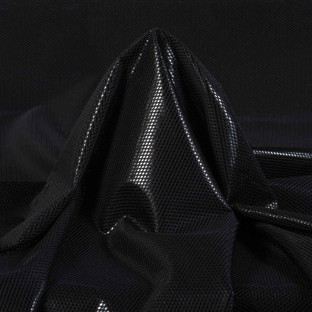 черная ткань для куртки