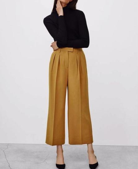 брюки из ткани