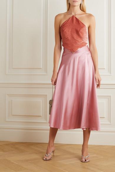 красивое платье из вискозы